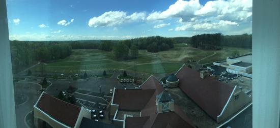 Grandover Resort and Conference Center: Panoramic view from room