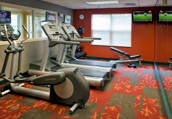 Parsippany, NJ: Fitness Center