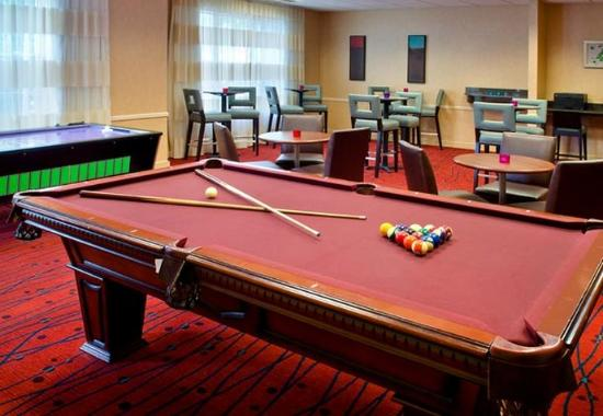 Parsippany, NJ: Game Room