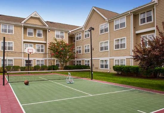 Ellicott City, Maryland: Sport Court