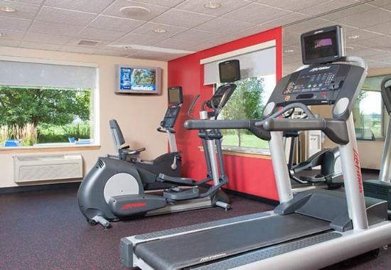 Johnston, IA: Fitness Center