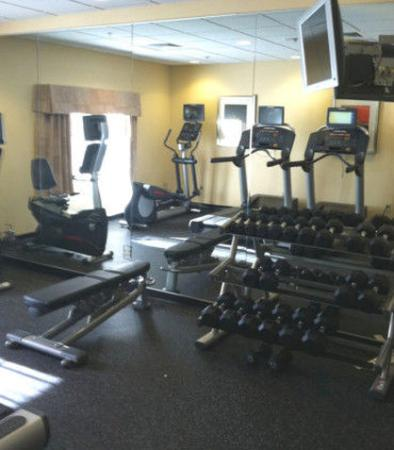 Thousand Oaks, كاليفورنيا: Fitness Center