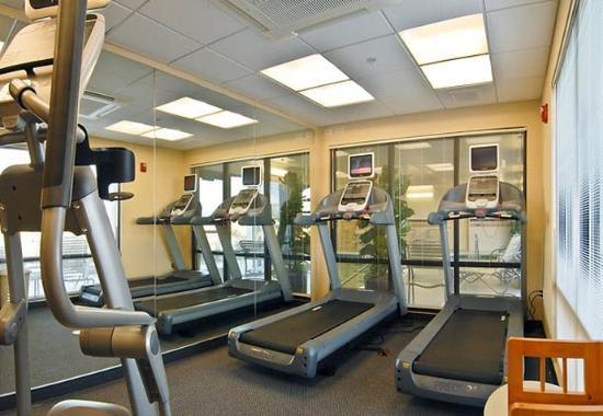 Medford, Oregón: Exercise Room