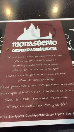 Restaurante el monasterio en san sebasti n de los reyes - Cocinas san sebastian de los reyes ...