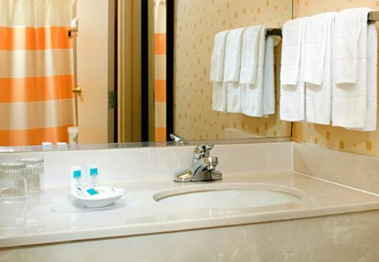 Gaithersburg, MD: Guest Bathroom Vanity
