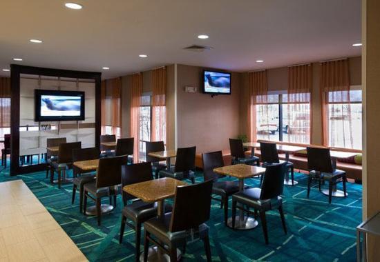 Bolingbrook, IL: Breakfast Seating Area