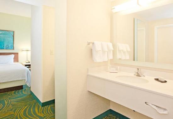 West Mifflin, PA: Suite Bathroom