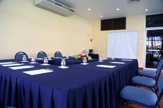 Hotel Jaragua: Salón