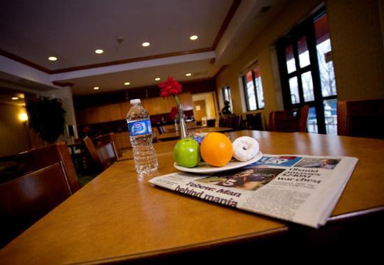 Warren, ميتشجان: Breakfast Area