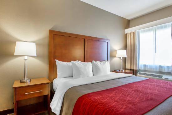 Bolivar, MO: Guest room