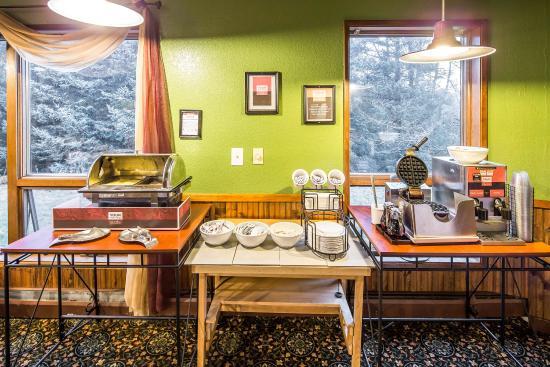 Comfort Inn Kodiak: Breakfast
