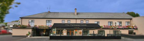 Dunmanway, Irland: Front View