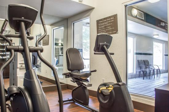 Comfort Suites Phoenix North : Fitness