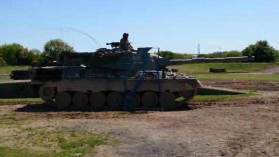 Canadian Leopard 1 - Picture of The Tank Museum, Bovington