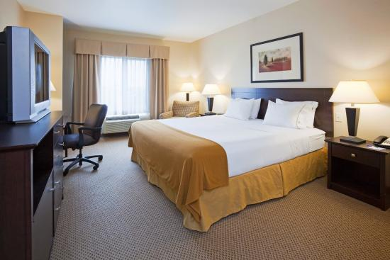 Brandon, Dakota del Sur: King Bed Guest Room