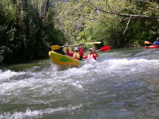 Rio Nabão Lapas