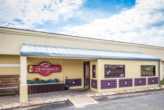 Ponca City, OK: Restaurant
