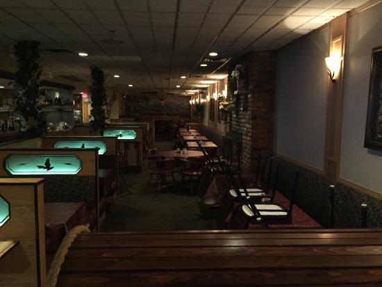 Rochester, MI: comfortable decor and quiet
