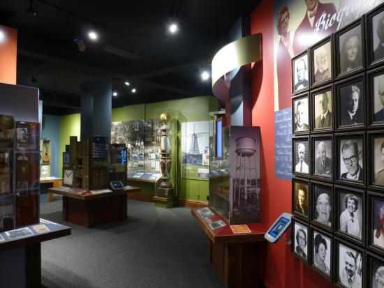 Our award-winning By All Acccounts: The Story of Elmhurst exhibit is a must-see for any visitor.