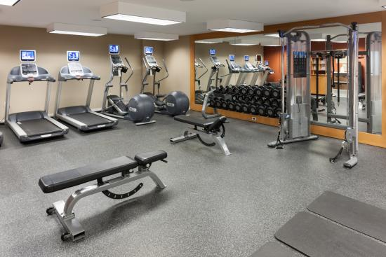 Homewood Suites by Hilton Mahwah: Gym