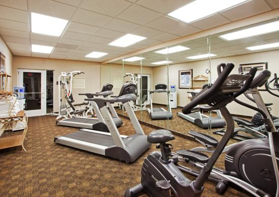 Holiday Inn Augusta West : Fitness Center near John Deere