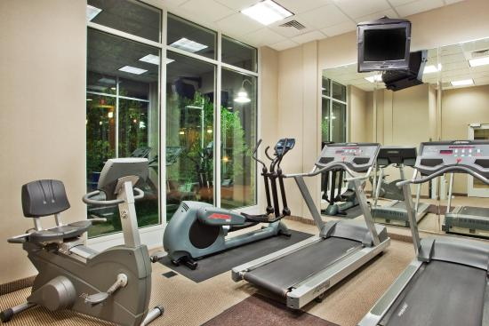 Holiday Inn - Gwinnett Center: Stay active while away from home with our fitness center