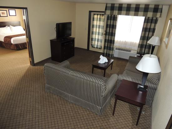 Fallon, NV: Guest Room