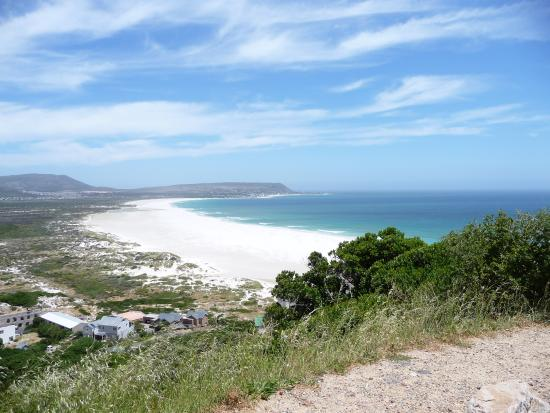 Noordhoek beach only a 40 minute scenic drive from Cape Town