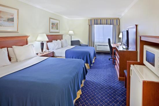 Yakima, Вашингтон: Double Bed Guest Room