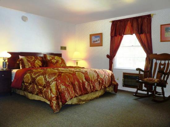Arcady at the Sunderland Lodge: Room