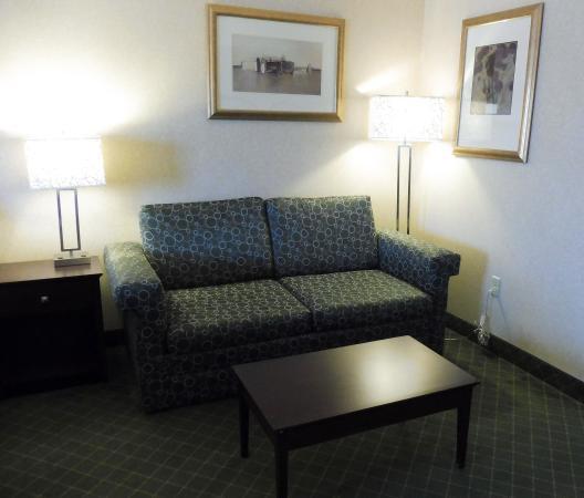 New Britain, كونيكتيكت: Sitting Area