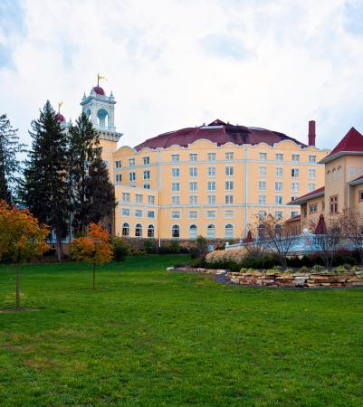 West Baden Springs Hotel Resort Reviews Photos Rate