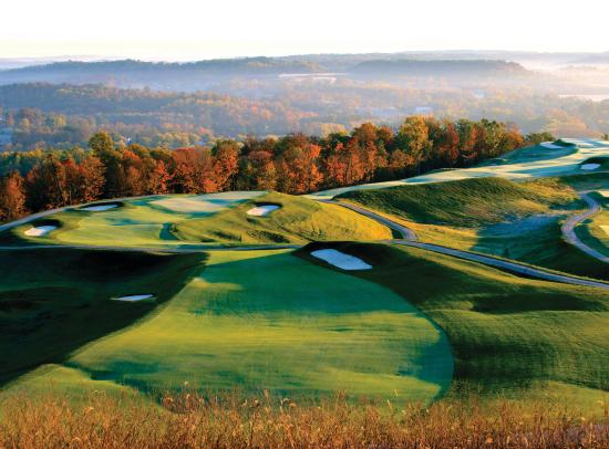 West Baden Springs, IN: Golf Course