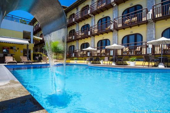Hotel Bello Mare Comfort : Cascata