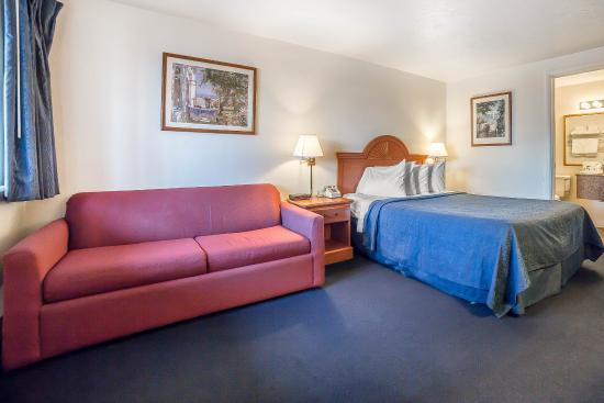 Sandpoint, ID: King suite