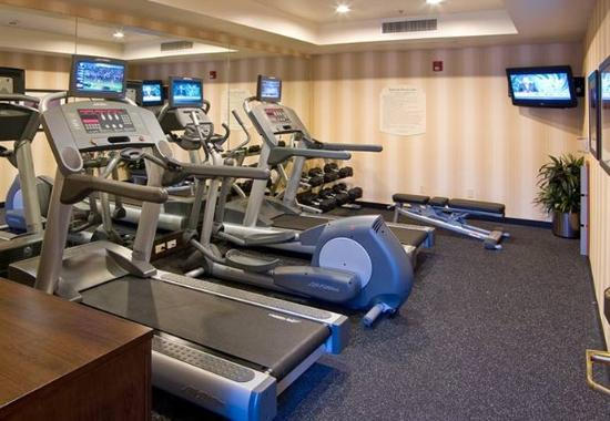 Millbrae, Califórnia: Fitness Room