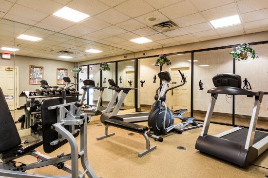 Camp Springs, Μέριλαντ: Fitness Room