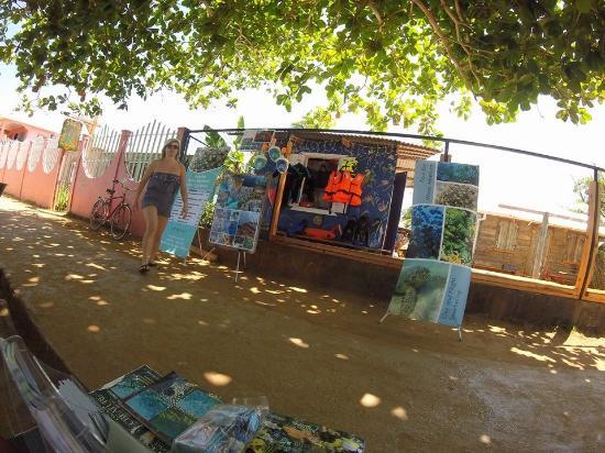Little Corn Island, Nicaragua: Aqua Boy Store
