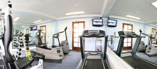 Millwood Inn & Suites: Fitness Room