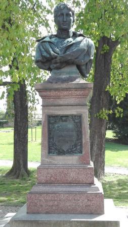 Denkmal Karl Friedrich Friesen