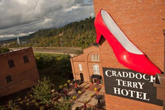 Photo of Craddock Terry Hotel Lynchburg