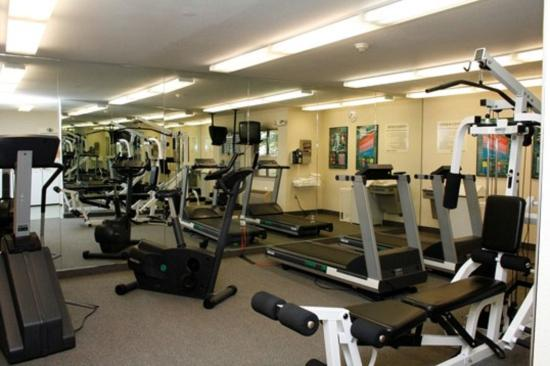 East Lansing, MI: Fitness Center