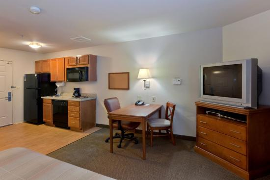 Candlewood Suites Olympia/Lacey: Room Feature