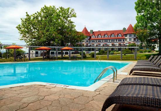 Saint Andrews, Canadá: Outdoor Pool
