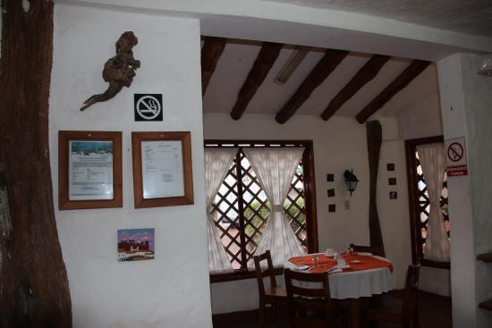 Hotel Mainao: Frühstücksraum