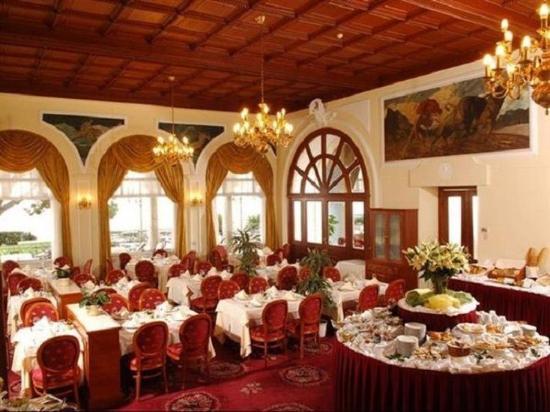 Hotel Milenij: Restaurant