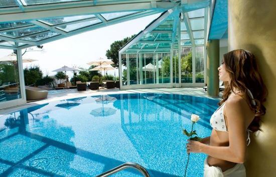 Hotel Milenij: pool