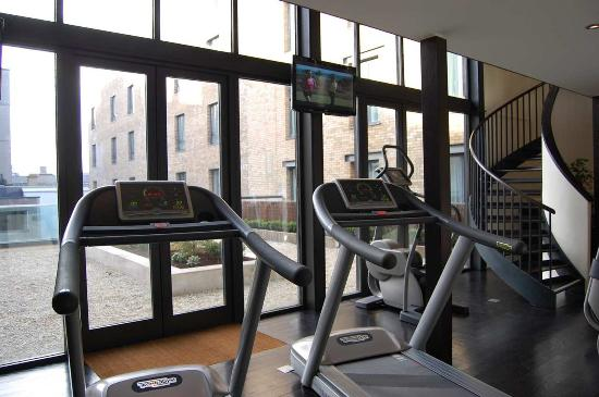 The Morrison, a DoubleTree by Hilton Hotel: Fitness Center