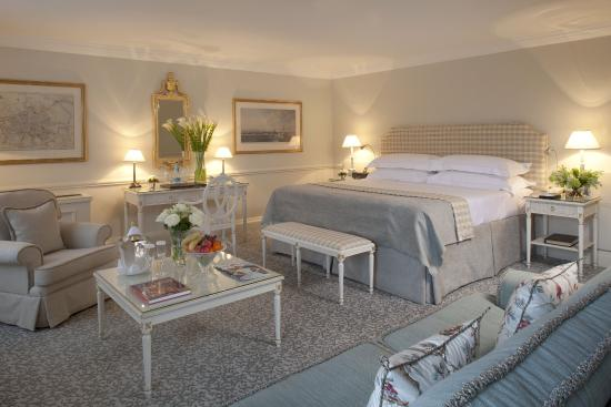 The Merrion Hotel: Deluxe King Room, The Main House