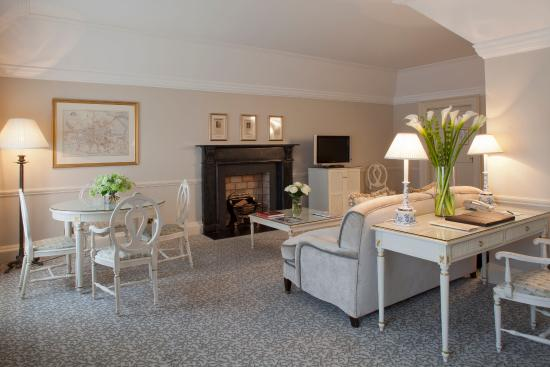 The Merrion Hotel: Merrion Suite, The Main House